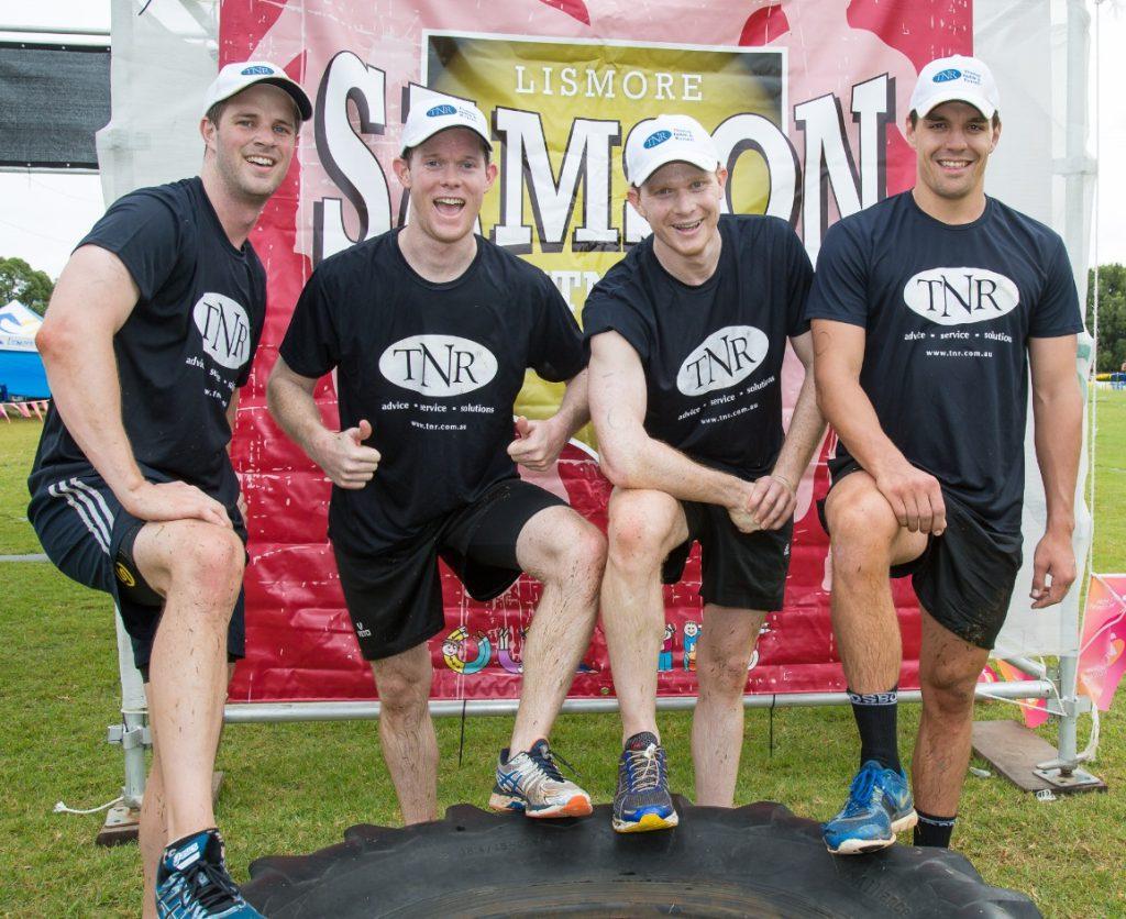 TNR Boys Finish